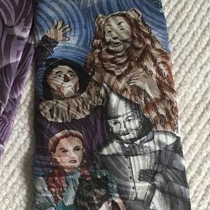 Wizard of Oz Collectible Silk Tie